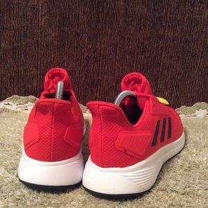 adidas Shoes - New Adidas Duramo 9 Red Black Men's Sz 12